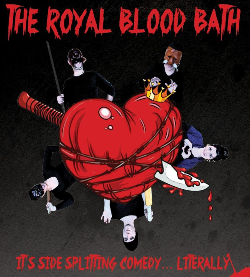 Corinna Di Niro The Royal Bloodbath