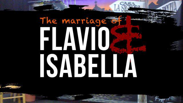 Commedia dell'Arte The Marriage of Flavia and Isabella