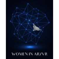 Women in AR /VR (Augmented Reality / Virtual Reality) logo