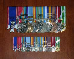 Court Mounting medals Adelaide