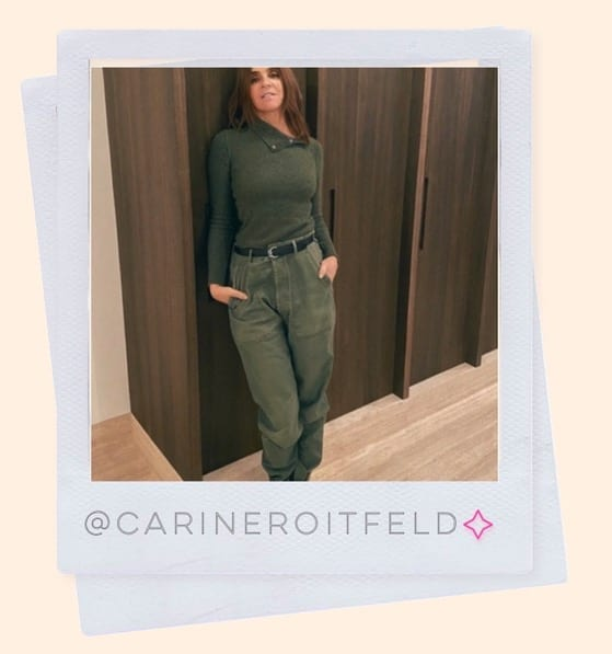 @carineroitfeld style icon over 50