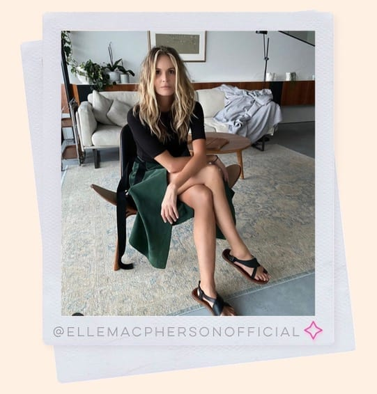 @ellemacpherson official  style icon over 50