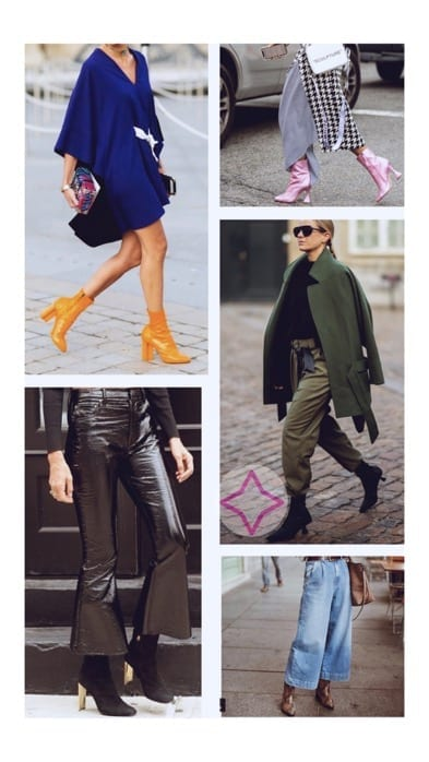 Lucy MacGill ankle boots inspo