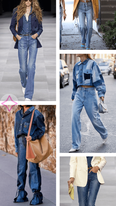 Lucy MacGill high-rise jeans inspo