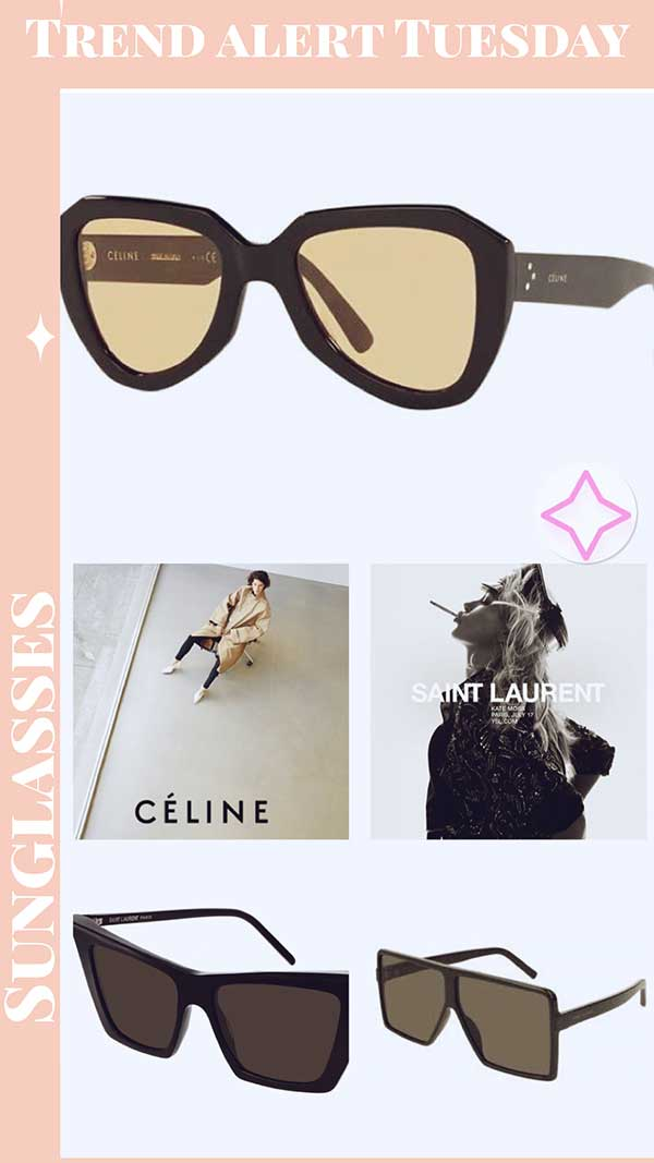 The Style Tribe Lucy MacGill sunglasses inspo