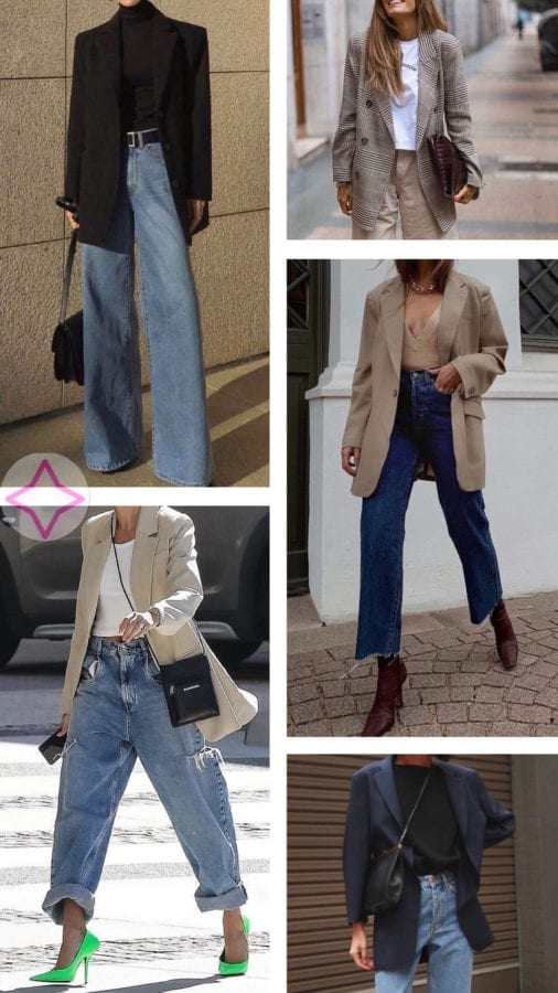 The boyfriend blazer inspo
