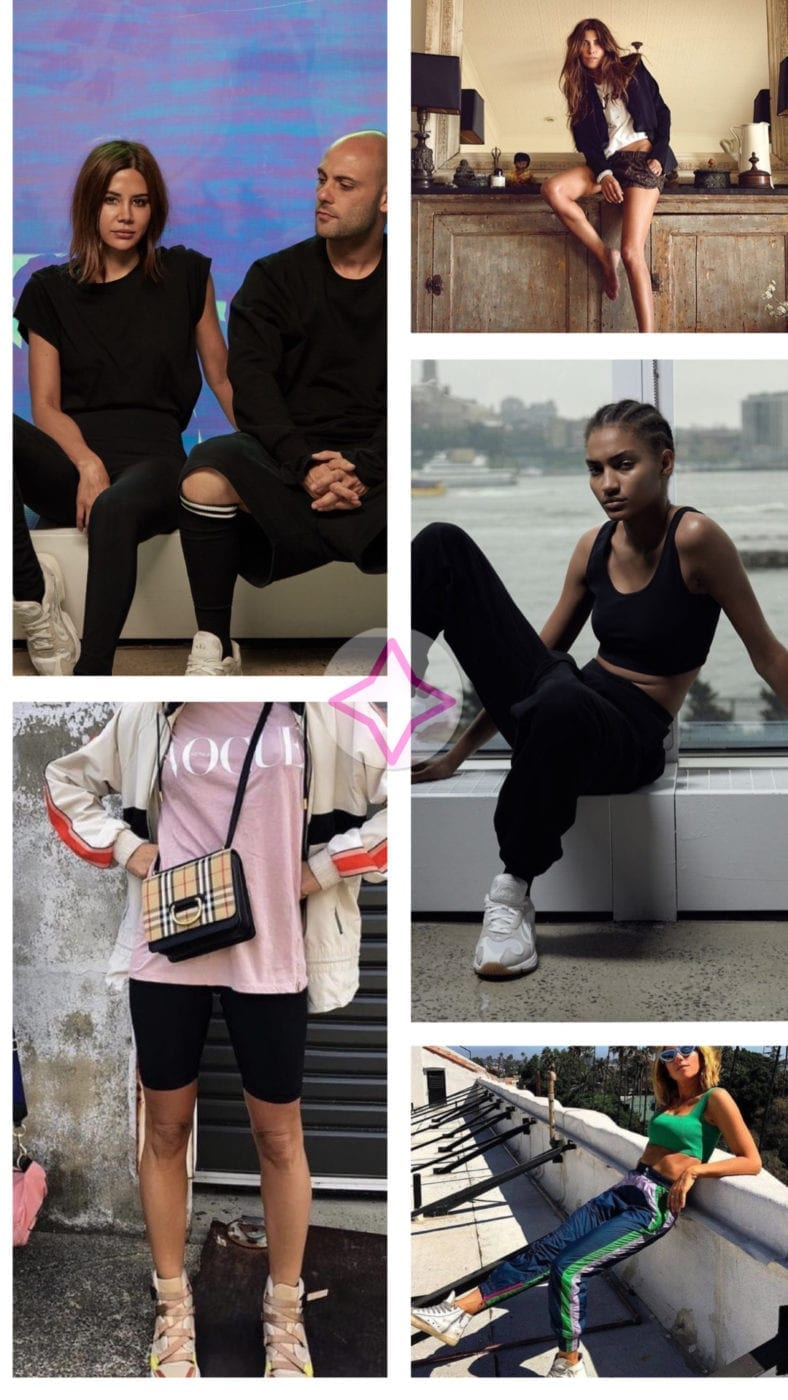 Athlesuire inspo Style Tribe with Lucy Macgill