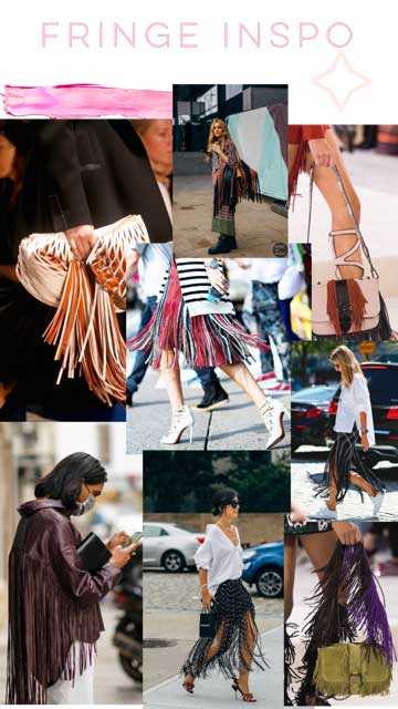 Fringe Inspo Lucy MacGill Style Tribe