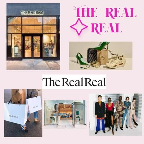 The Real Real luxury consignment clothing