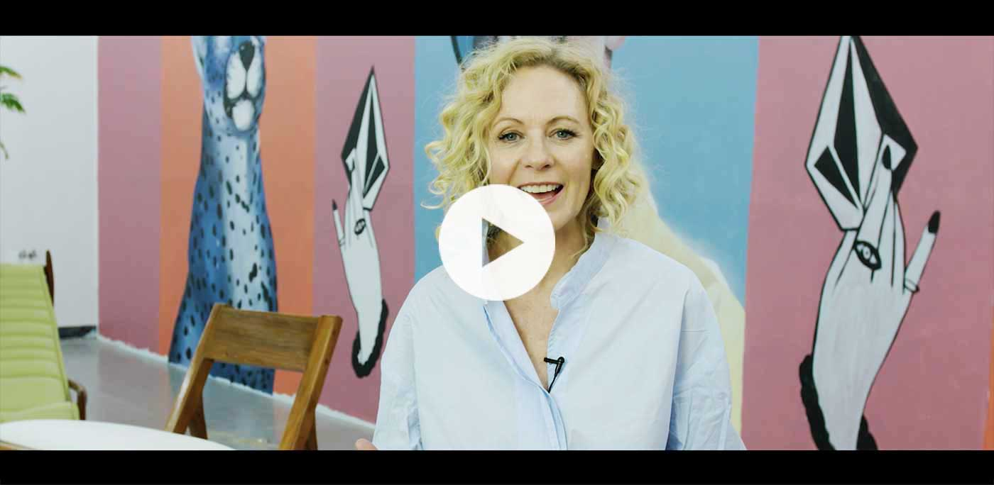 Lisa McAskill video Top tips to calm your nerves