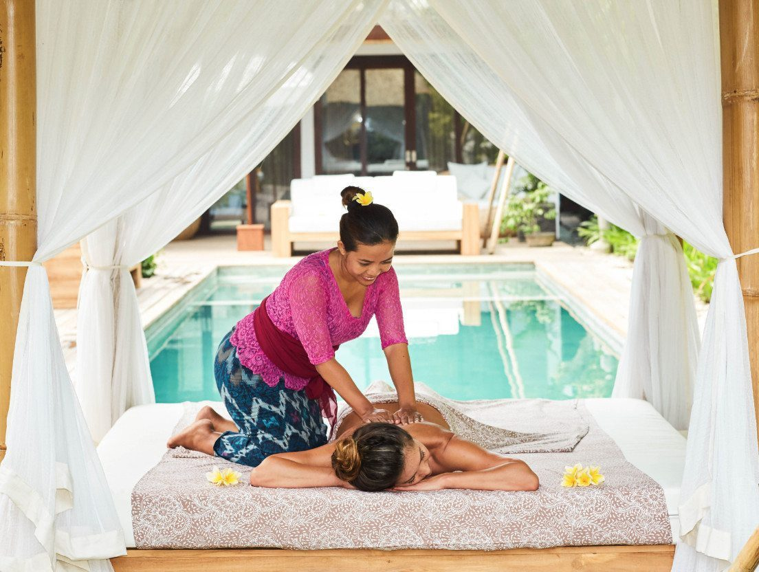 Spa Experience at our Blissful Bali Retreat