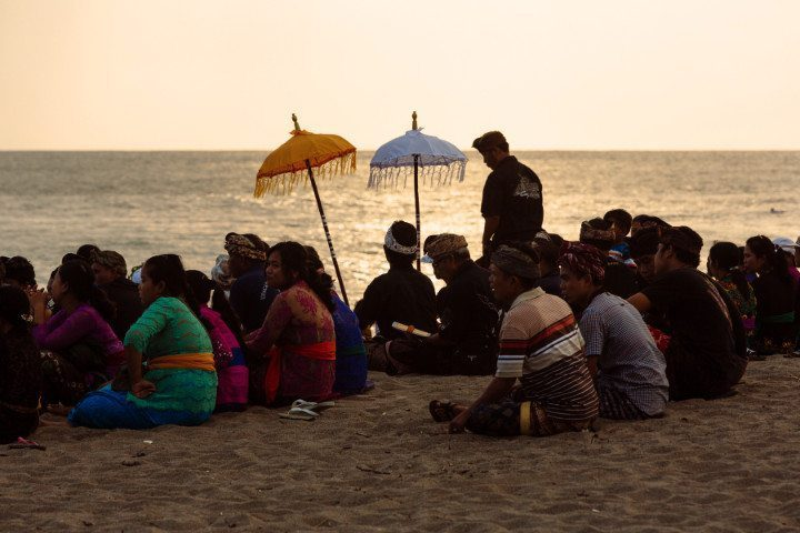 Experience the real Bali on the Bliss Sightseers Package including afternoon beach sunsets
