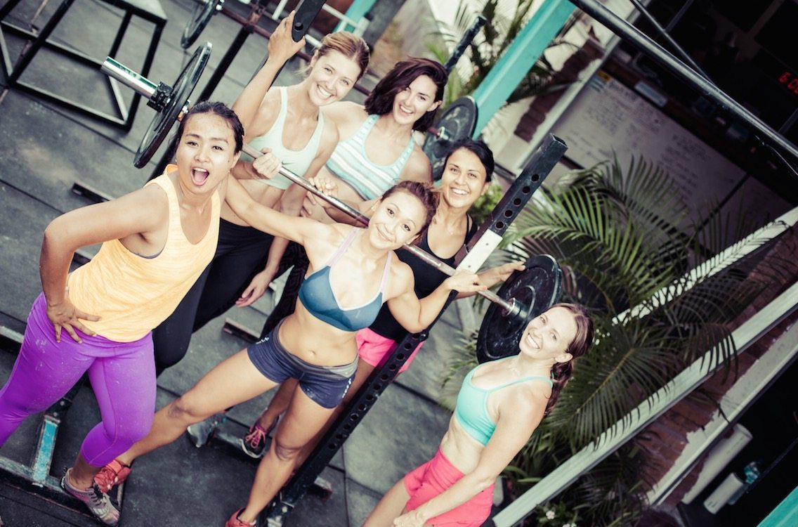 s2s Crossfit fitness and health retreat Bali