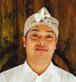 Putu - One of our Drivers at Bliss Sanctuary for Women - Seminyak