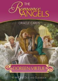 'Romance Angels' Oracle Cards
