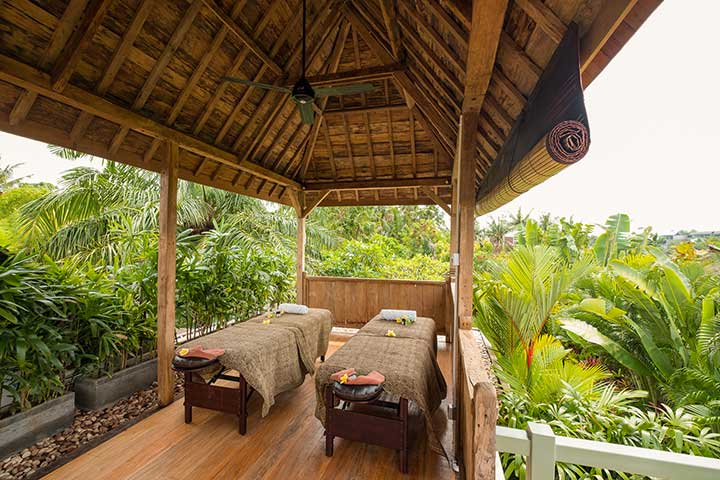 Bliss Sanctuary for Women, unlimited massage, relaxation and luxury in Bali retreat, Canggu