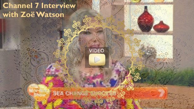 Channel Interview with Zoe Watson founder of Bliss Sanctuary For Women, Bali wellness retreats