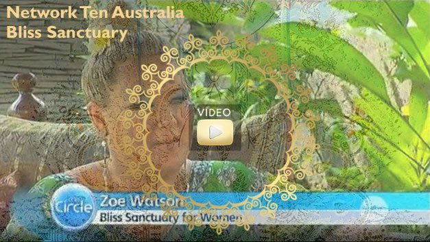 Network Ten Australia, featuring Bliss Sanctuary Womens Retreat