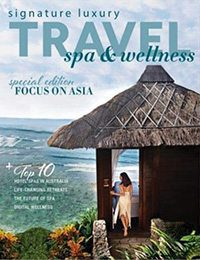 Signature Luxury Travel Magazine: Bali's Healing Magic
