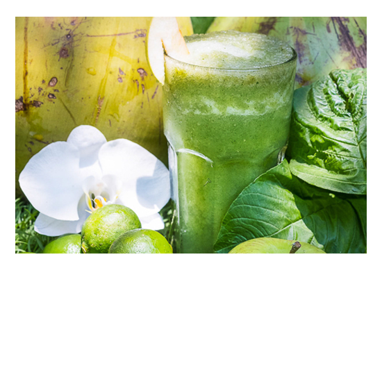 Bliss Retreat Bali Smoothies - Green Explosion