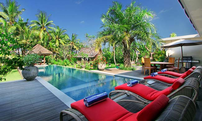 Bliss Bali Retreat - Canggu Poolside
