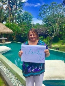 Finding clarity at Bliss Sanctuary for Women retreat in Bali