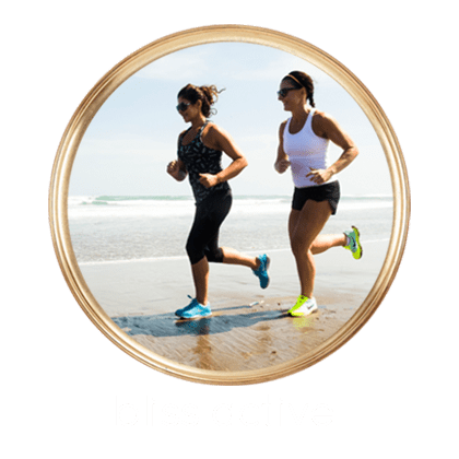 Find out more about our Bliss Active Package