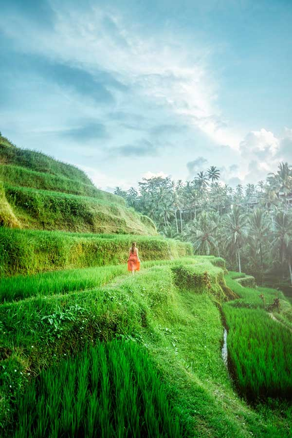 Walking, Bali Bliss Retreat