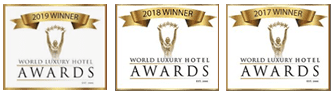 World Luxury Hotel Awards 2017-2019 Bliss Bali Retreat
