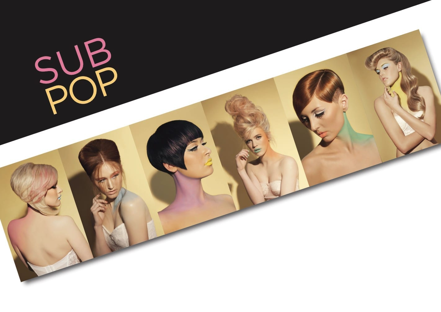 SO EXCITING!  Sam is the SA 2013 Hairdresser of the Year, She won with this stunning collection of images, 'Sub Pop'.…