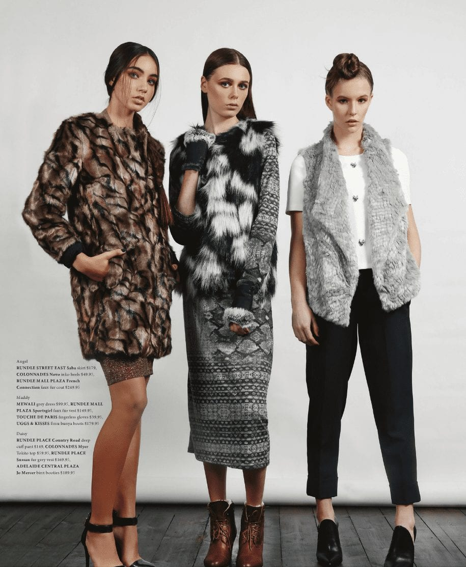 SA Style Issue 22 hair by Sam James for Orbe