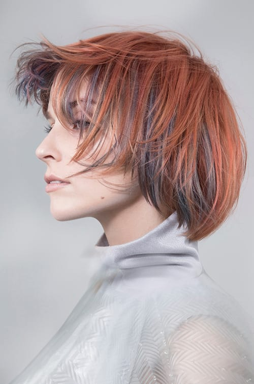 Sam James National Finalist Goldwell Colour Zoom