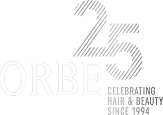 orbe 25 years celebrating hair and beauty since 1994