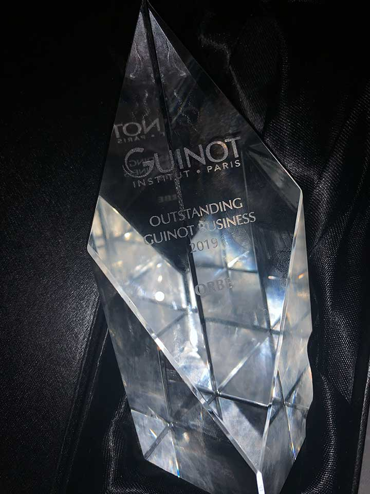 Orbe Beauty Norwood Guinot Outstanding Business 2019