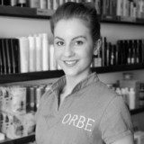 Award winning salon Orbe Hair Katie